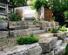 Retaining Walls - Calgary Landscaping Project
