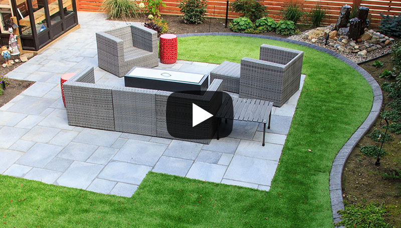 Modern garden landscaping theme ideas for your yard